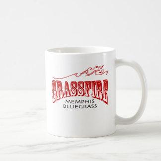 Grassfire mug