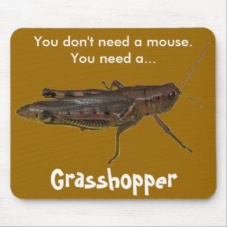 Grasshopper Design Mouse Mat