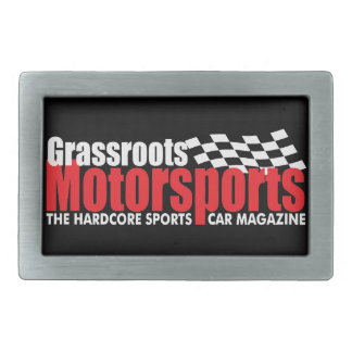 Grassroots Motorsports Belt Buckle