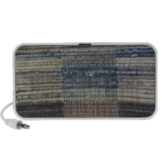 Grassy Cloth Travel Speakers