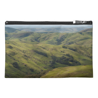 Grassy Pastures above Pacific, Cambria California Travel Accessories Bag