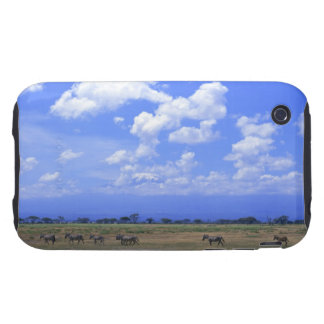 Grassy Plain Tough iPhone 3 Cover