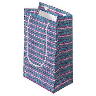 grassy rainbow gift bag