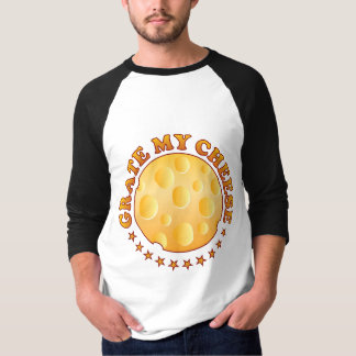 Grate Cheese Brown T Shirt