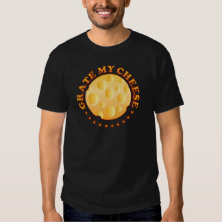 Grate Cheese Brown Tee Shirt