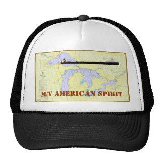 Grate Lakes Ship Cap
