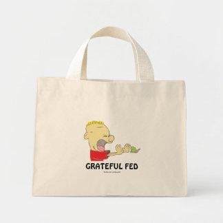 Grateful Fed! Bag Mini Tote Bag