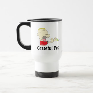 Grateful Fed! (right-hand) Mug
