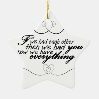 Grateful for Children Christmas Ornament