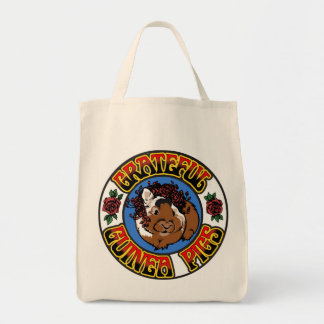 Grateful Guinea Pig Tote Bag