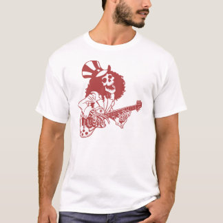 Grateful Ted -red T-Shirt