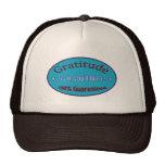 Gratitude 100% Guaranteed Trucker Hats