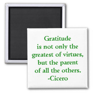 Gratitude Magnet