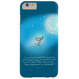 Gratitude Mouse Barely There iPhone 6 Plus Case