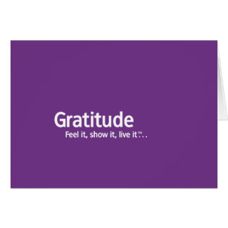 Gratitude - Thought Shapers™ Cards