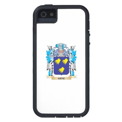 Grau Coat of Arms - Family Crest iPhone 5/5S Cover
