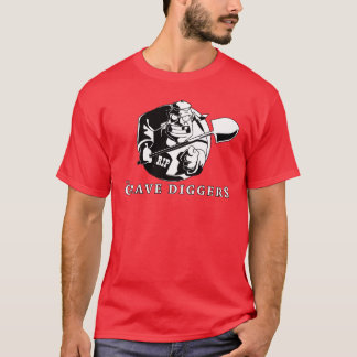 grave diggers logo T-Shirt