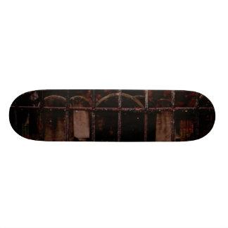Grave Grinder Custom Skateboard