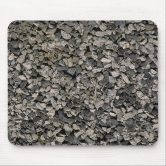 Gravel background mouse pads