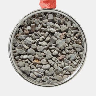 Gravel Christmas Ornament