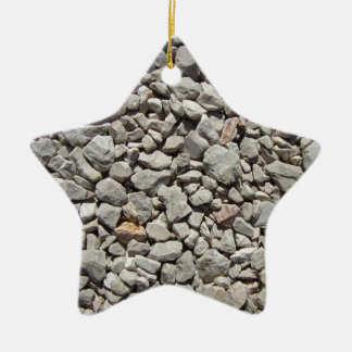 Gravel Christmas Ornament