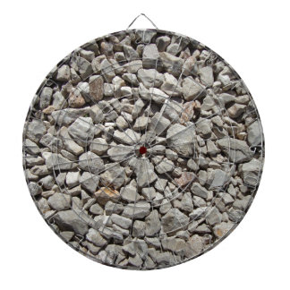 Gravel Dartboard