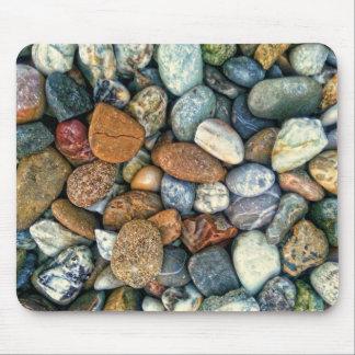 Gravel Rock Mouse Pads