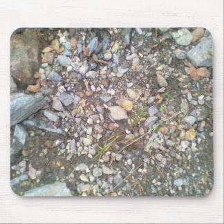 Gravel & Stone Mouse Pad