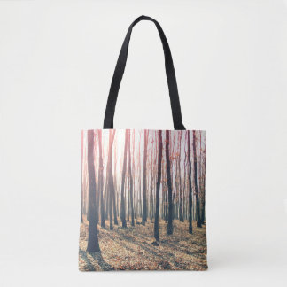 Gravel texture tote bag