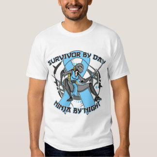 Graves Disease Survivor By Day Ninja By Night Shirt