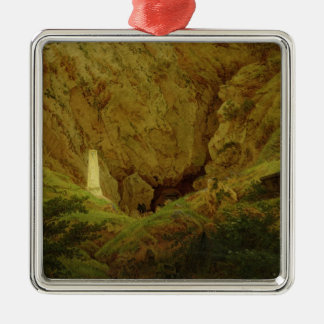 Graves of Ancient Heroes, 1812 Christmas Ornament