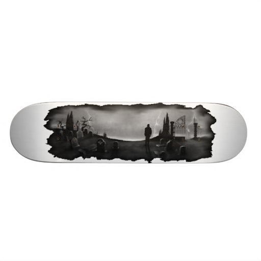 Graveyard Skateboard Decks