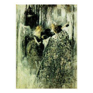 Graveyard Talk 1899 Posters