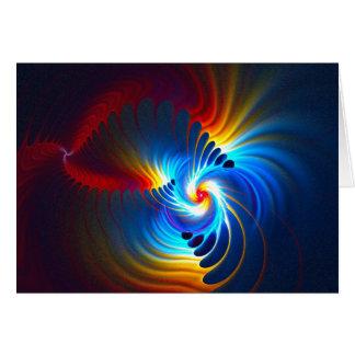 Gravitational Blueshift Card