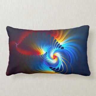 Gravitational Blueshift Lumbar Pillow