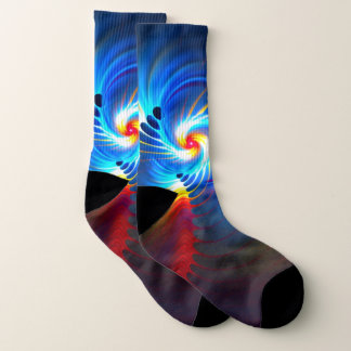 Gravitational Blueshift Socks