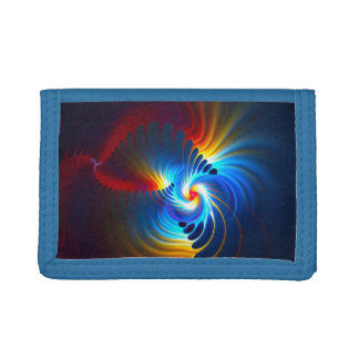 Gravitational Blueshift Trifold Wallet
