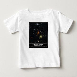 Gravitational Lens Bending Light Infant T-Shirt