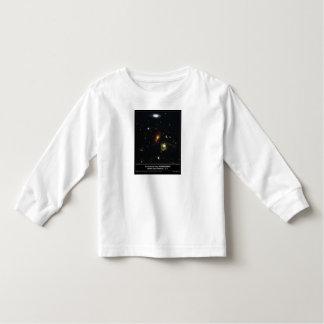 Gravitational Lens Bending Light Shirt