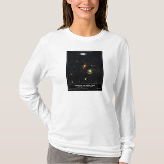 Gravitational Lens Bending Light T-Shirt