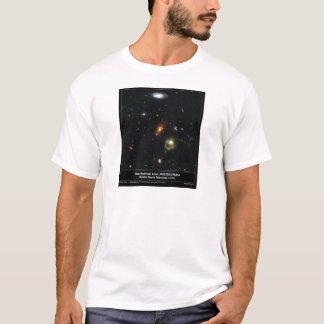 Gravitational Lens Bending Light T-Shirt