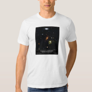 Gravitational Lens Bending Light T-shirts