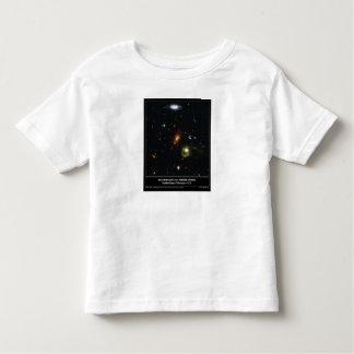 Gravitational Lens Bending Light Toddler T-Shirt