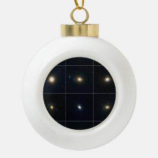 Gravitational Lens Candidates Ornaments
