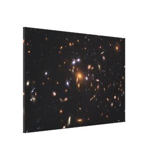 Gravitational Lens Stretched Canvas Prints