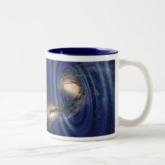 Gravitational Waves Mug