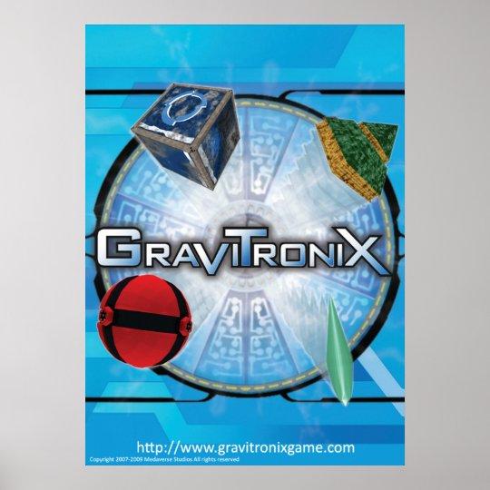 Gravitronix Poster