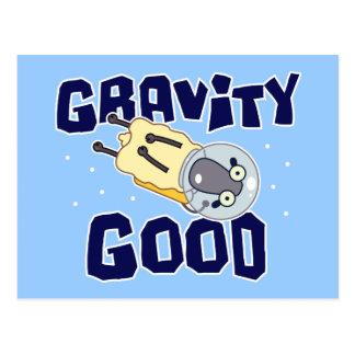 Gravity Good Sheep Postcard