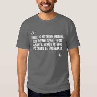 Gravity (Insult). Unusual gift. Tees