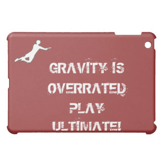 Gravity is Overated Case For The iPad Mini